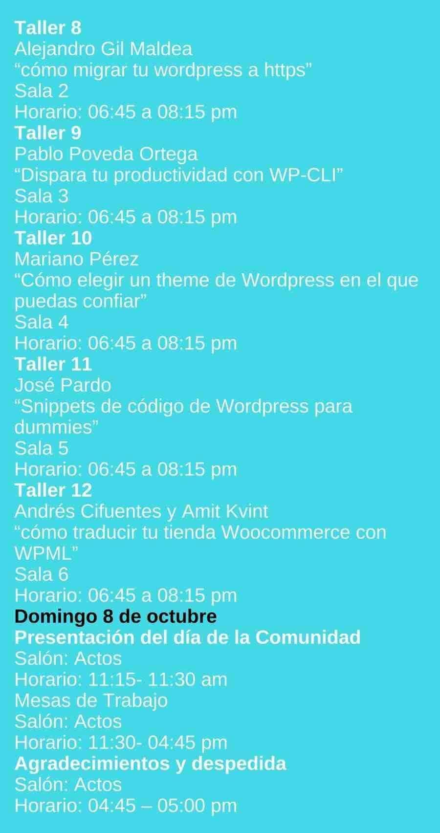 tienda virtual en wordpress wordcamp 4 - servicios softcorp-compressed