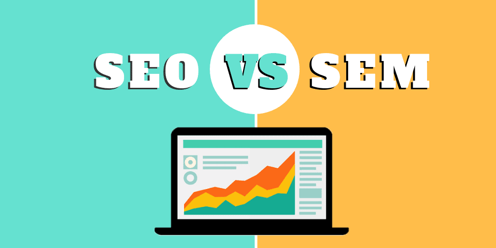 Diferencias entre SEO y SEM ¿Cuáles Son?¿Cuál es Mejor?